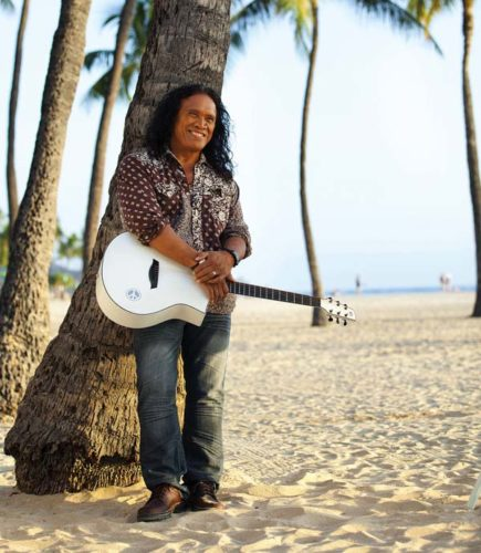 See Henry Kapono Wednesday at The Shops at Wailea