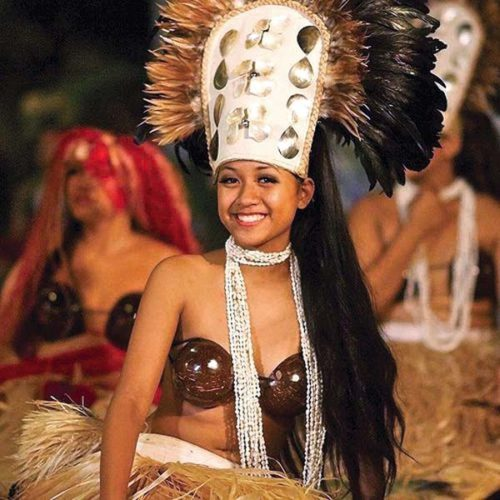 Polynesian show at 5:30 p.m. today and Tuesday at The Shops at Wailea.