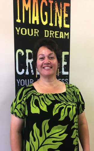 As executive director of the Kihei Youth Center, Lehua Huddleston-Hafoka is changing lives — one kid at a time. POUONO HAFOKA JR. photo