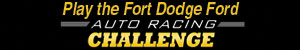 Fort Dodge Ford Auto Racing Challenge