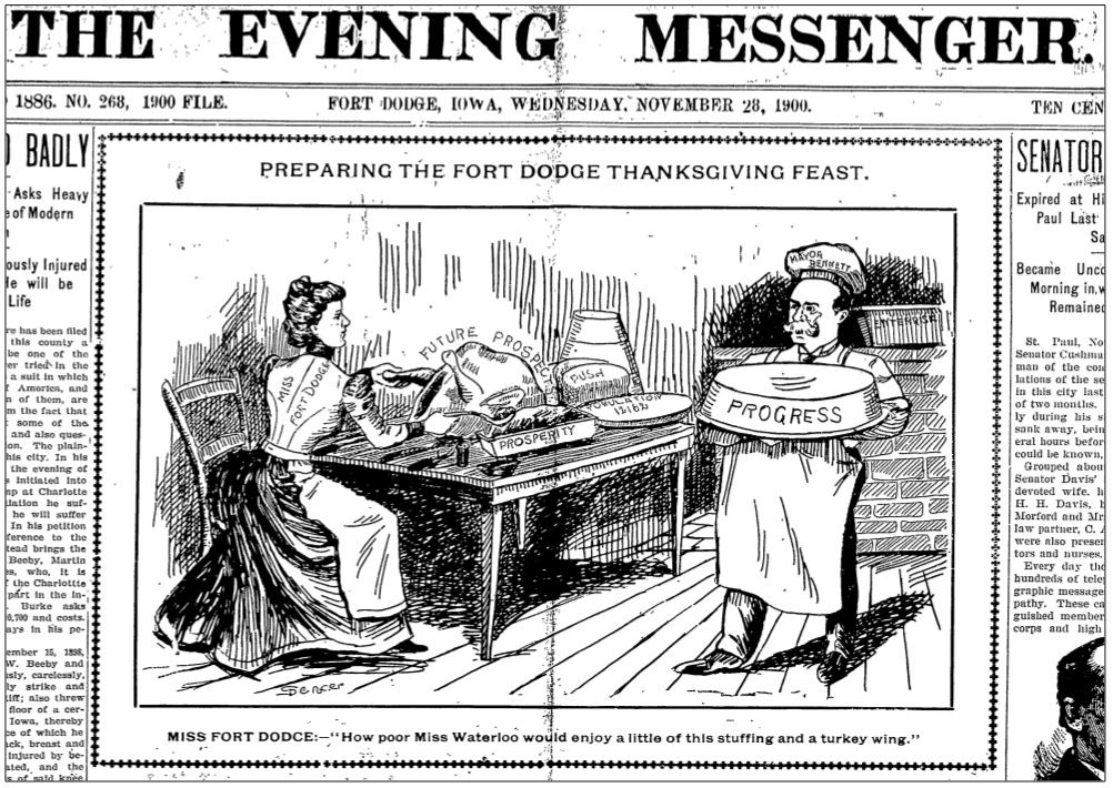 messenger in 1901 focused on a prosperity rivalry between fort dodge. Cars Review. Best American Auto & Cars Review