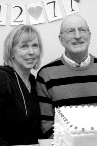 Paula and Lance  Olson