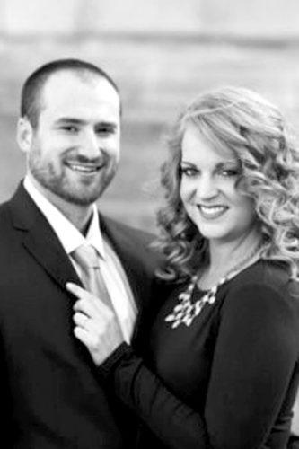 Nicholas Siek and Lisa Moeller