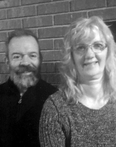 Rick and  Cynthia Meek