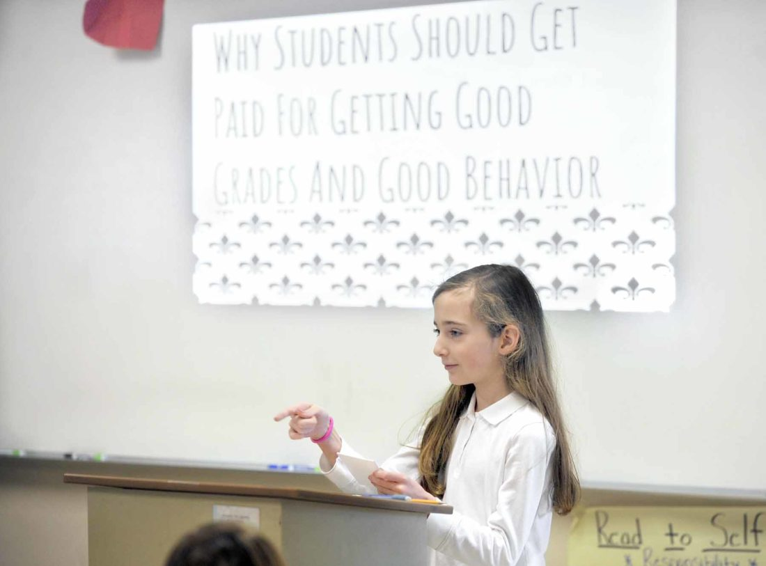 Rsvp Program Helps Students Learn To Speak Up News