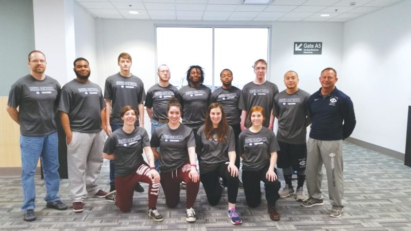—Submitted photo  The Iowa Central TaeKwonDo team is set to compete at the national tournament this weekend in San Diego.