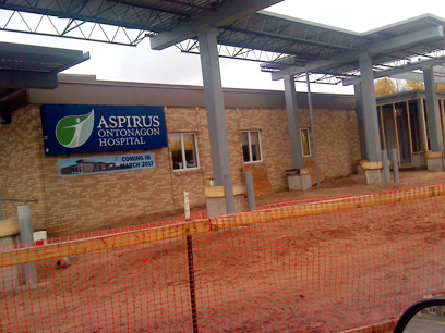 Skip Schulz/For the Gazette Aspirus Ontonagon expansion project continues with help from the Hospital's Foundation.