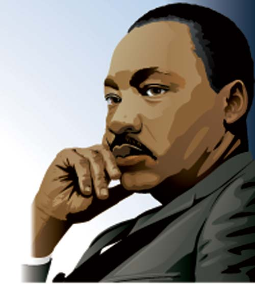 the beginnings of martin luther kings career Martin luther king was a civil activist early in his career later he fought for the rights of the black and to eliminate racial discrimination.