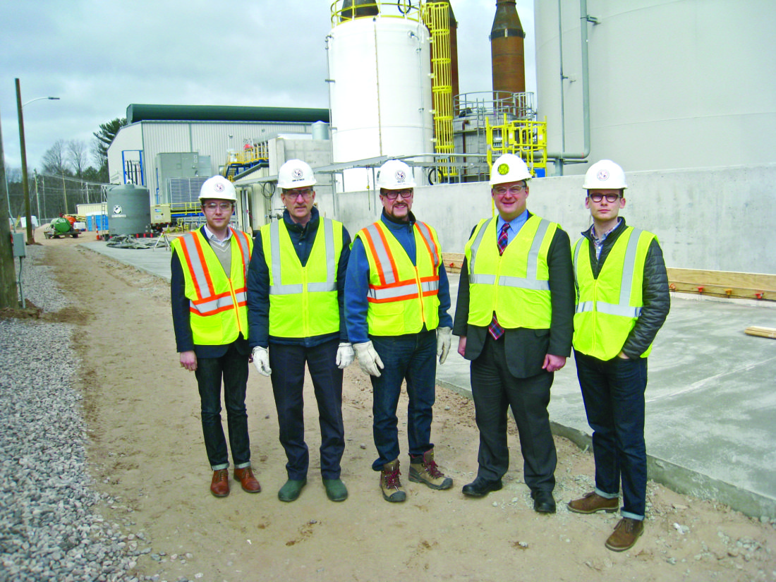 dianda s marquette energy center news sports jobs the state representative of michigan s 110th house district scott dianda and two of his aides recently stopped by the marquette board of light and power for a