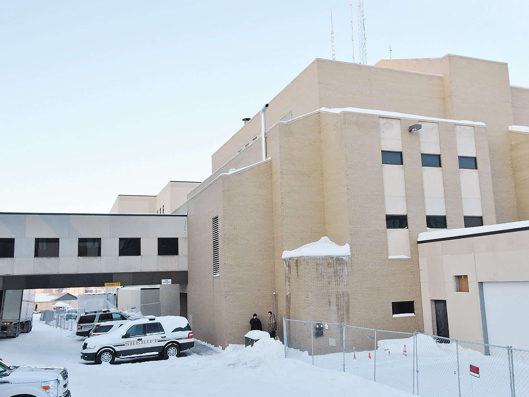 Jail death investigated | News, Sports, Jobs - Minot Daily ...