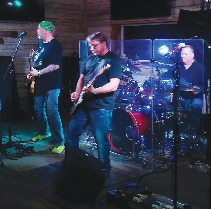Submitted Photo Moment's Notice will kick off the first weekend of January as they perform at The Landing Bar tonight and Saturday at 9 p.m.
