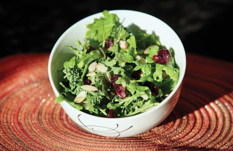 Submitted Photo Kale Broccolini  Superfood Salad
