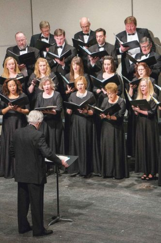 """Submitted Photo  Throughout their masterful showcase, the Minot Chamber Chorale will perform spirited vocals that captures the dynamic spectrum of human emotions ranging from Alice Parker's """"Heavenly Hurt: Songs of Love and Loss"""" to Rene Clausen's """"Festival Te Deum."""""""