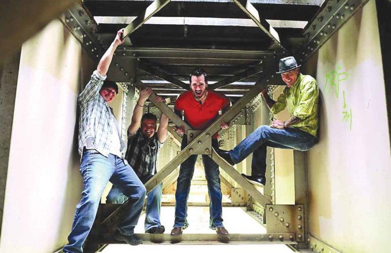 """SubmittedPhoto  October Road is blazing a trail of country rock hits from their latest album, """"Yesterday's News."""" Tonight through Saturday evening, October Road will perform a combination of country favorites, rock classics and popular hits from their fourth studio album at The Original Bar and Nightclub."""