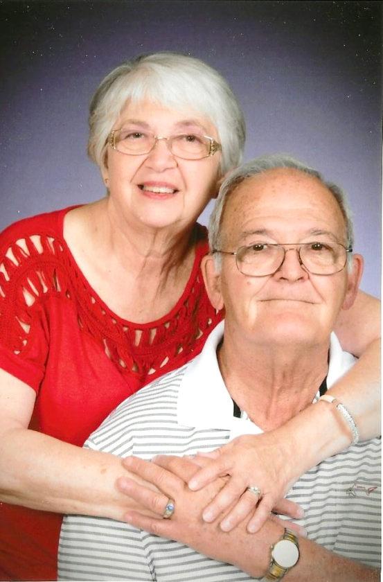 Scotte and Felicia Elliott