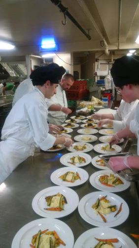 Courtesy photo At 6 p.m. Friday, March 24, a Past, Present and Future Chefs' dinner will be held at the Nashua Country Club, 25 Fairway St., Nashua. The event raises scholarship funds for students pursuing degrees in the culinary arts.