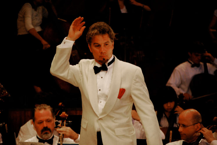 "Courtesy photo Shown is Maestro Jonathan McPhee. From 6-9 p.m. Saturday, March 25, Symphony NH will hold a ""Maestro Dinner"" at the Nashua Country Club, 25 Fairway St., Nashua."