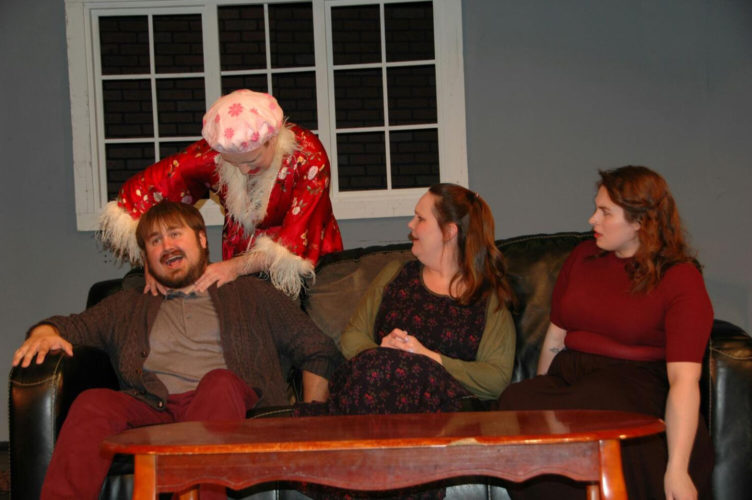 "Courtesy photo  At 8 p.m. Friday and Saturday and 2 p.m. Sunday, Milford Area Players will present ""Love, Sex and the IRS""at the Amato Center for the Performing Arts, 56 Mont Vernon St. (Route 13N), Milford."