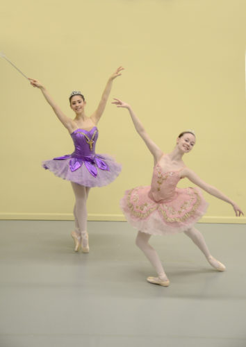 """Photo courtesy of ANNMARIE LIDMAN PHOTOGRAPHY At 1 p.m. and 4 p.m. Sunday, Southern NH Youth Ballet will present """"Sleeping Beauty"""" at the Palace Theatre, 80 Hanover St., Manchester."""