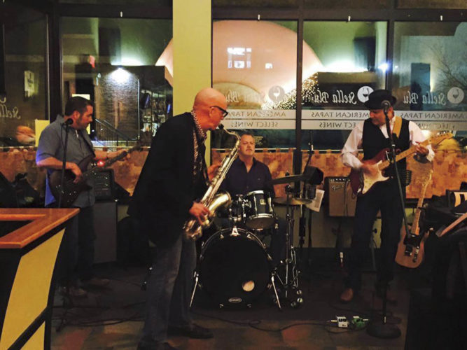 Courtesy photo. Used with permission of band. Par 3 will perform Thursday at Stella Blu, 70 E. Pearl St., downtown Nashua.