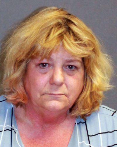 Nashua police photo Cheryl Donlon, 56, of 27 Intervale Street, Nashua