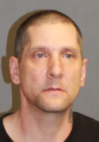 Nashua police photo Louis Spaulding, 45, 3 Norton Street, Nashua