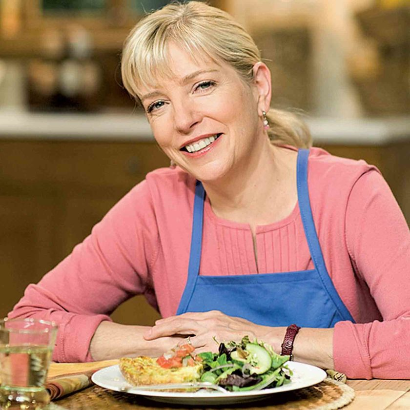 Sara moulton offers two cooking classes news sports for Julia child cooking school