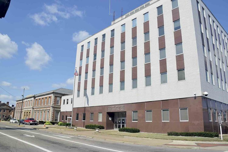 File Photo Wood County officials plan to tour the former federal building at Fifth and  Juliana streets to help determine possible future uses of the structure.