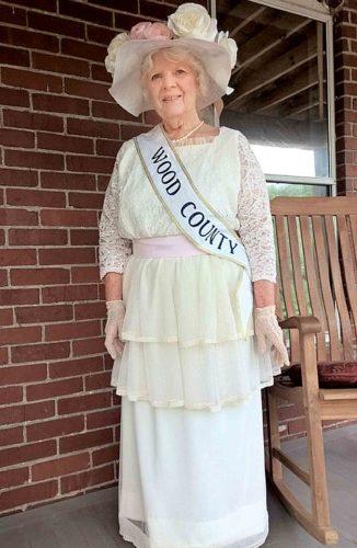 Jorie Kennedy, 2016 Wood County Belle.  (Photo Provided)