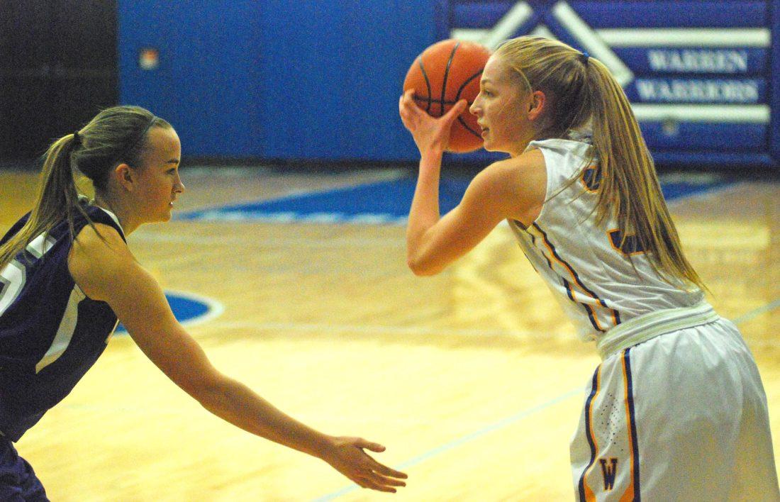 Warren Girls Trip Up Logan News Sports Jobs News And