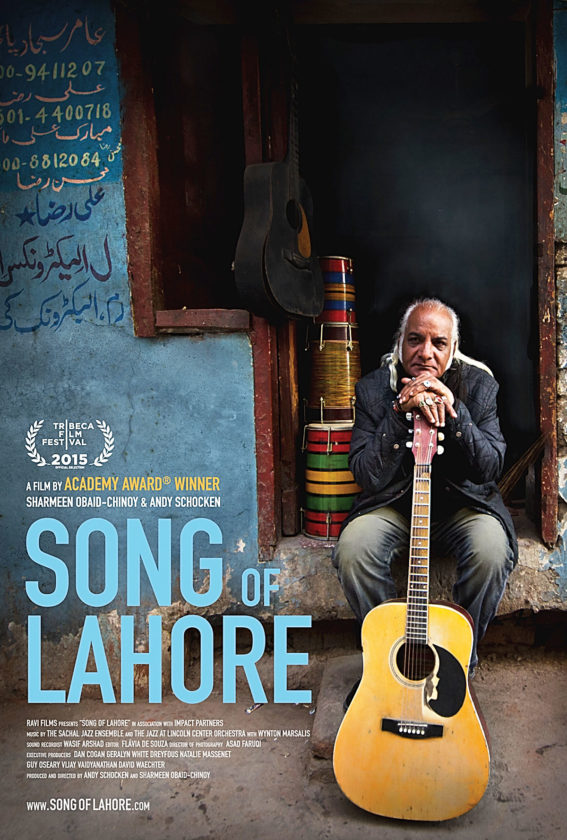 "Photo Provided The documentary ""Song of Lahore,"" which tells the story of Sachal Studios from Pakistan preparing for a show at the Lincoln Center in New York City, will be presented 7:30 p.m. Jan. 20 at Washington State Community College."