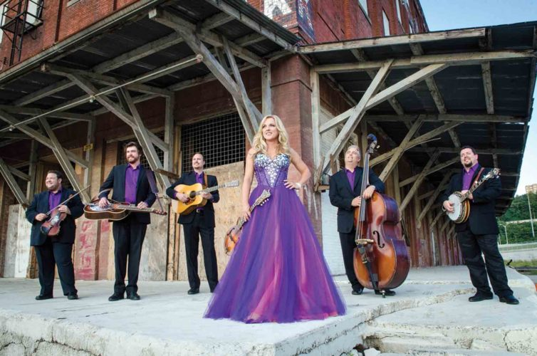 Photo Provided Award-winning bluegrass group Rhonda Vincent and the Rage will perform at 3 p.m. Sunday at Stuart's Opera House in Nelsonville.