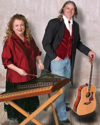 """Photo Provided Kendra Ward and Bob Bence will present """"Appalachian Trail of Music"""" at 2 p.m. Feb. 19 at the Blennerhassett Museum of Regional History."""