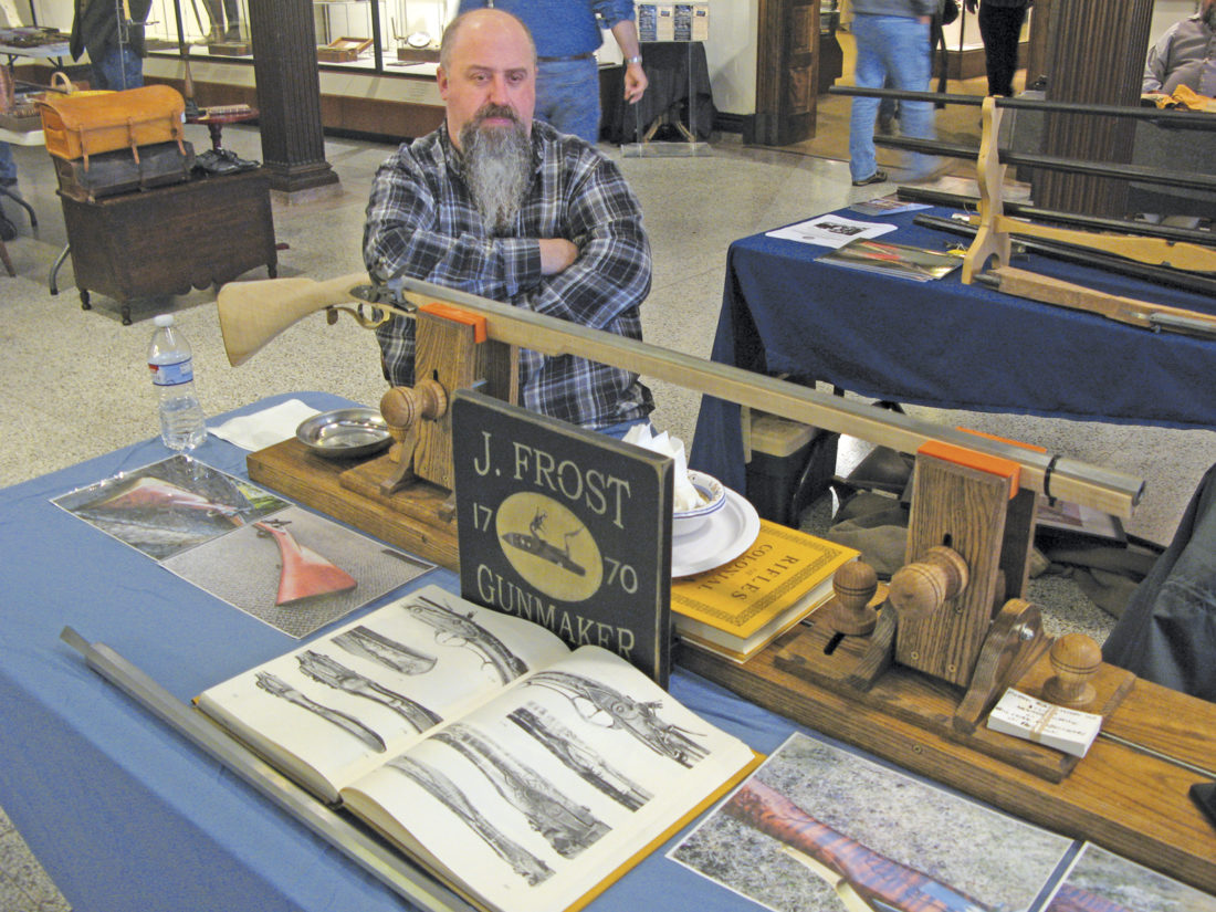 Gunmaker Show At Campus Martius Museum Highlights Life In