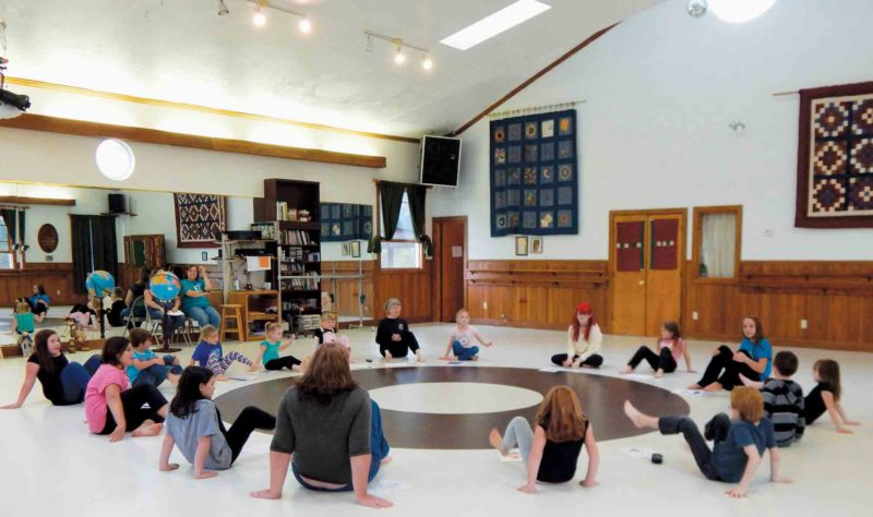 Photo Provided Heartwood in the Hills will be offering spring art classes beginning in March.