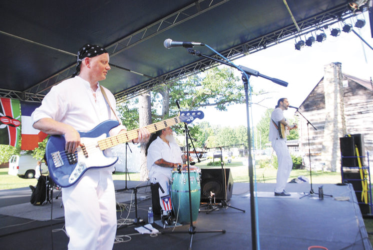 File Photo The Mid-Ohio Valley Multi-Cultural Festival has been held for one weekend in June at City Park for 20 years.