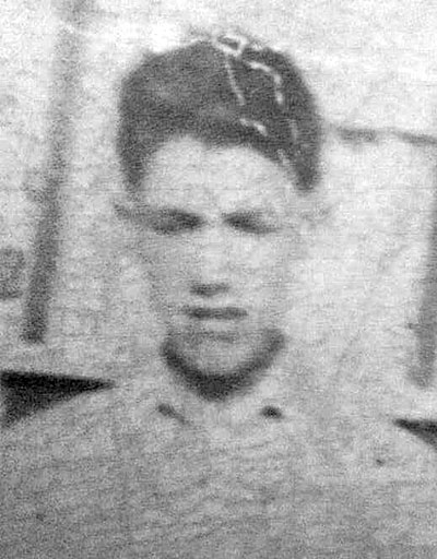 Photo Provided Dale Roberts, at the age of 17, passed away in a 1941 accident in Newhall, W.Va.