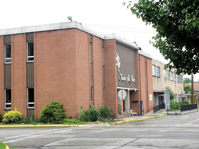 File Photo Fenton Art Glass is welcoming back former employees of the plant and gift shop this Saturday for a reunion. The building will be demolished to make way for a new elementary school, and officials say this is the last chance to say goodbye.