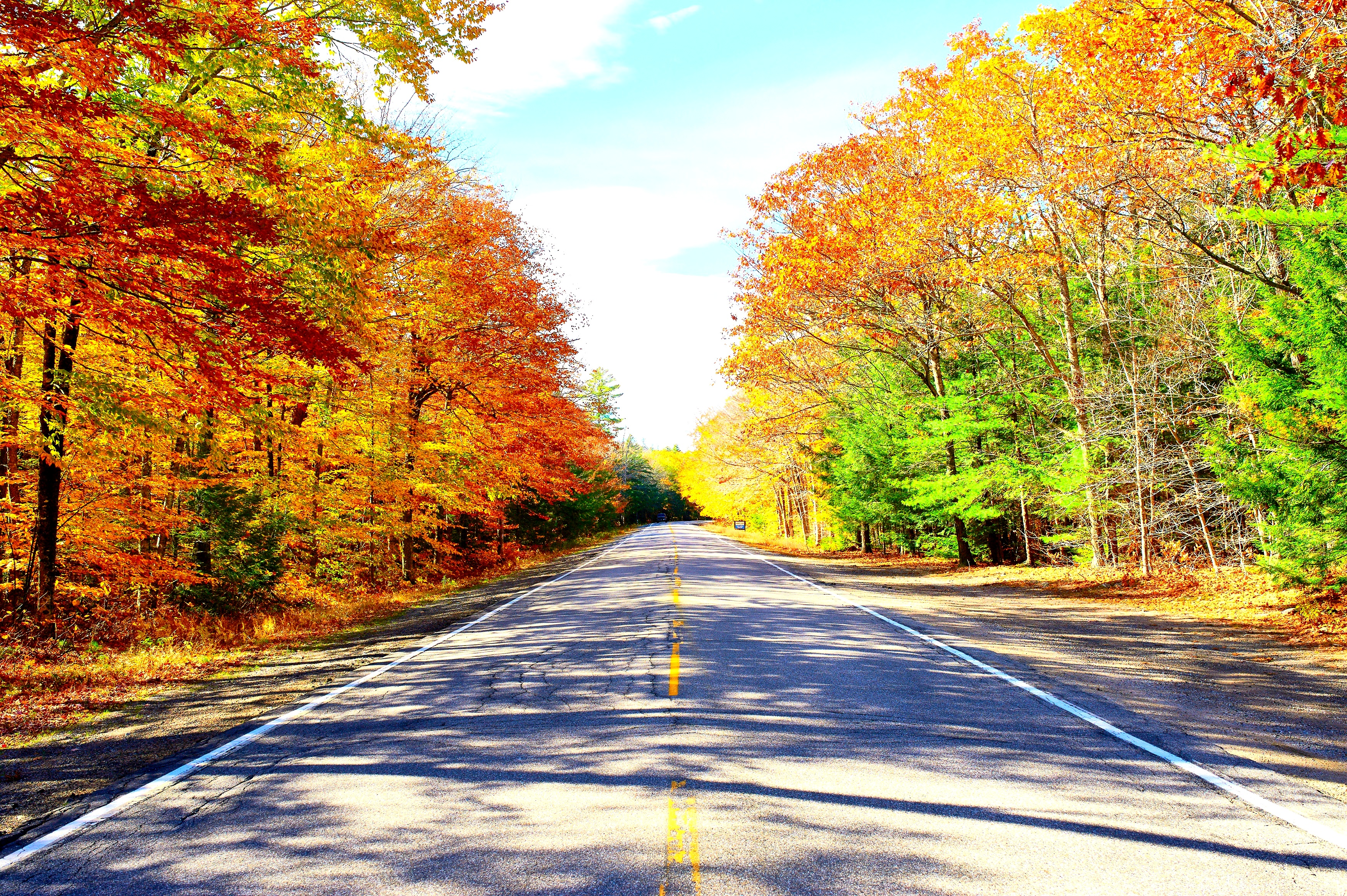 Best Fall Foliage Drives In New Hampshire Scenic Tours Of