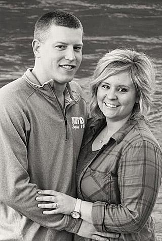 Megan Tietz and Nate Zabel