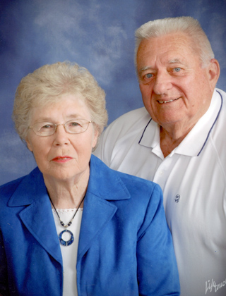 Dean and  Patricia Gutzke