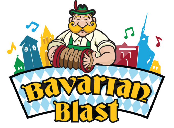 The new Bavarian Blast logo.