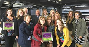 Submitted Photo Hope Coalition of Chautauqua County and the village of Lakewood won SOPHi Awards.