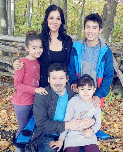 romo-family