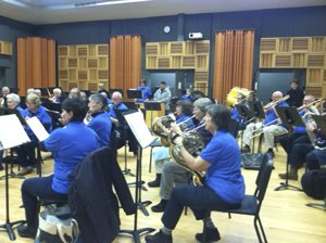 Submitted Photo The New Horizons Band will perform Monday night.