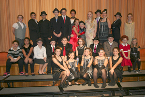 "Submitted Photo ""Bugsy Malone JR."" will be presented by the Dunkirk Middle School on Friday and Saturday nights."