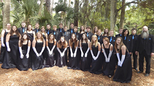 """Submitted Photo The Westfield High School Westwinds will perform Saturday at the Home for the Holidays"""" Christmas at the Reg in Jamestown."""