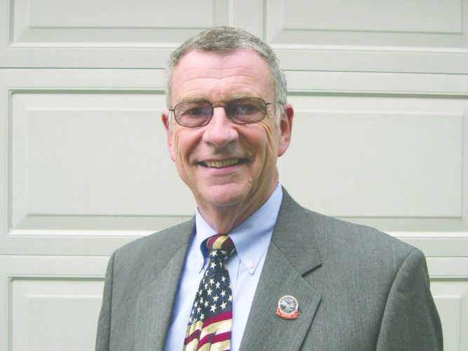 County Executive Vince Horrigan defended the  county's practices under criticism by the comptroller's office