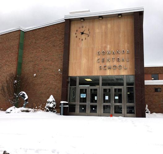 OBSERVER Photo by Andrew David Kuczkowski After an administrative change, the Gowanda Central School District is still polishing its edges to make itself more efficient.