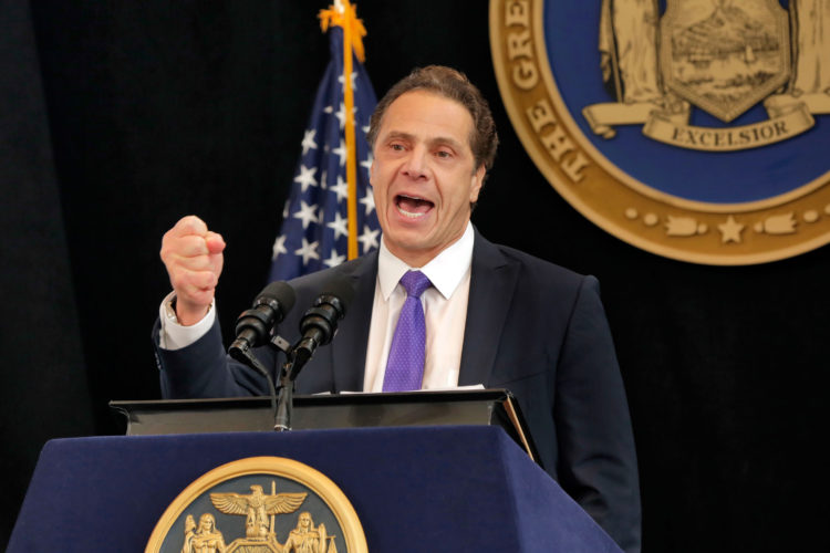 Some of Gov. Andrew Cuomo's proposals include:  • Add fentanyl analogs to the controlled substances schedule; • Create New York's first recovery high schools to help young people in recovery finish school; • Empower voters to approve locally-designed plans that eliminate duplicative services. • Modernize voting in New York;  • Extend the Empire State Excellence in Teaching Awards.